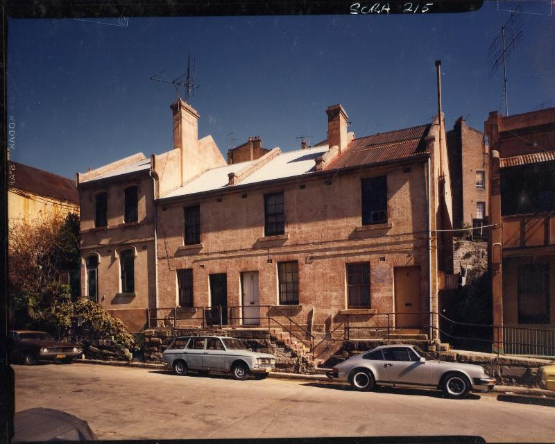 61-69 Harrington Street 1980