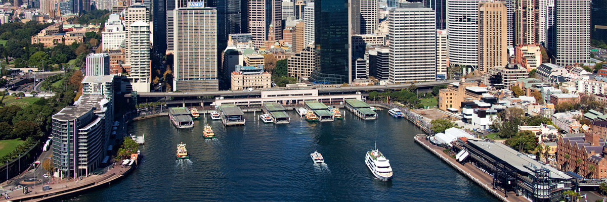 Circular Quay feature