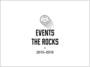 Sydney Harbour Foreshore Authority event partnership opportunities for The Rocks 2015-2016