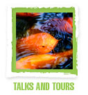 Talks &amp; Tours